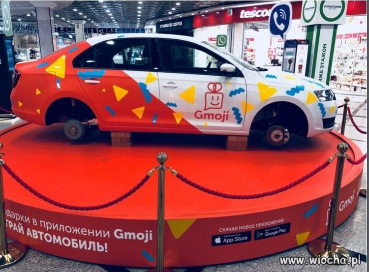 Samochodem do Rosji?