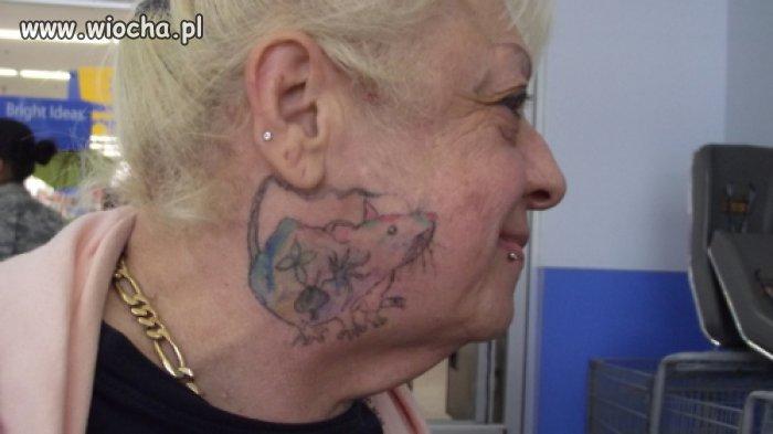 Babcia-z-myszka