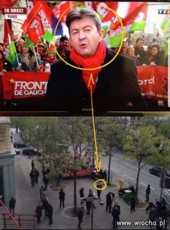 Francuska-telewizja-TF1-pokazala-quotMASOWEquot-protesty