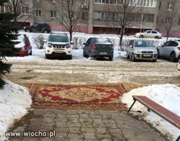 W Rosji na bogato
