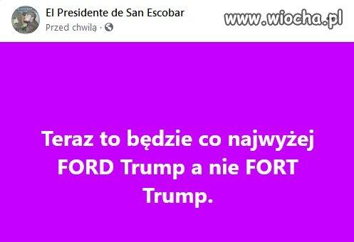 Zamiast Fort Trump