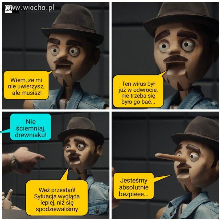 Pinokio Vateusz