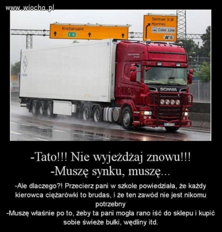 Praca-kierowcy-to-ciezki-kawalek-chleba