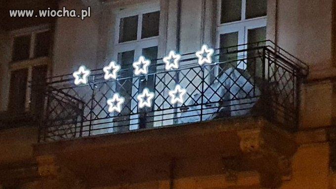 Balkonowa dekoracja...