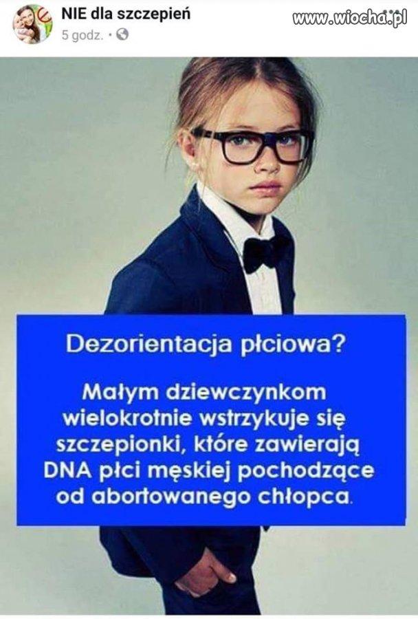 Antyszczepionkowcy...