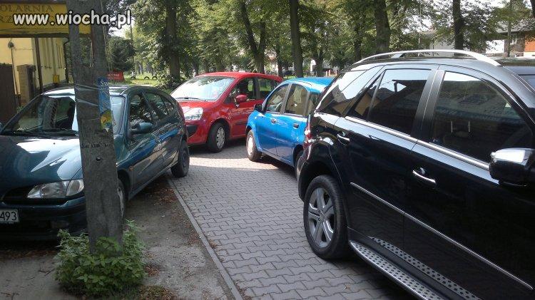 Parkowanie lvl master