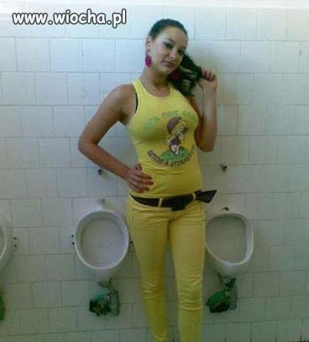 Sweet toilet
