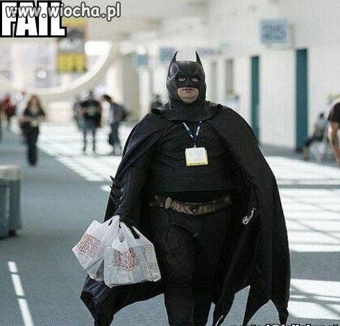 Batman XXI wieku.