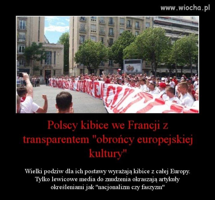 """Defenders of european culture"""