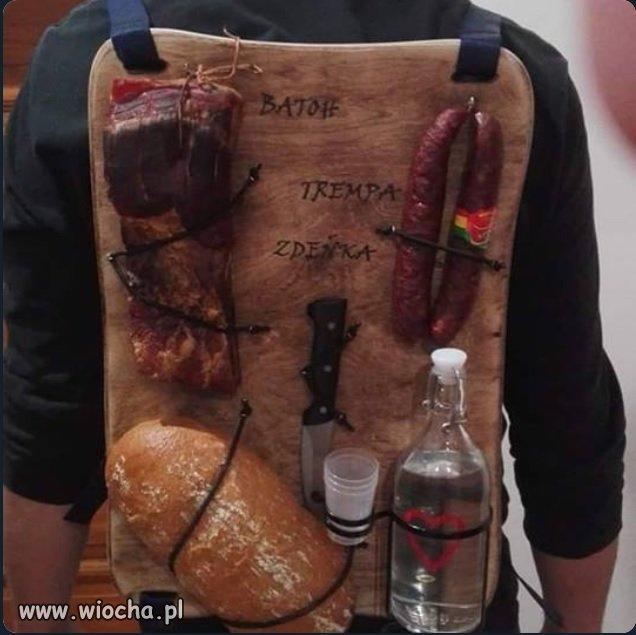 Plecak morawski