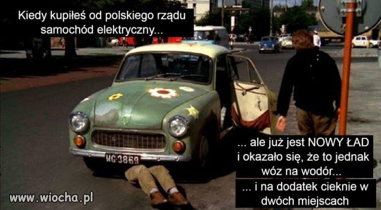 Elektryczny-samochod