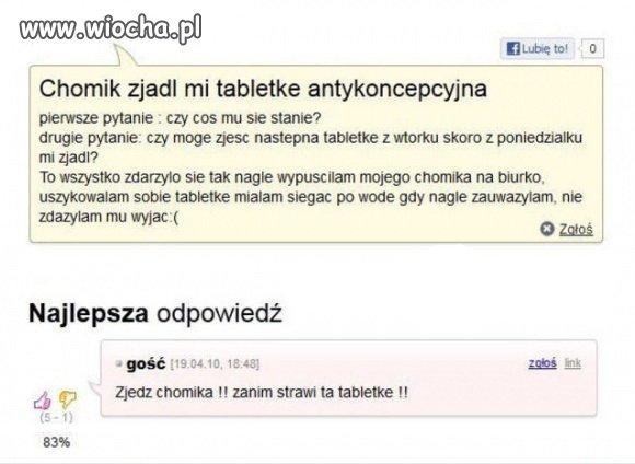 Chomik-zjadl-tabletke-antykoncepcyjna