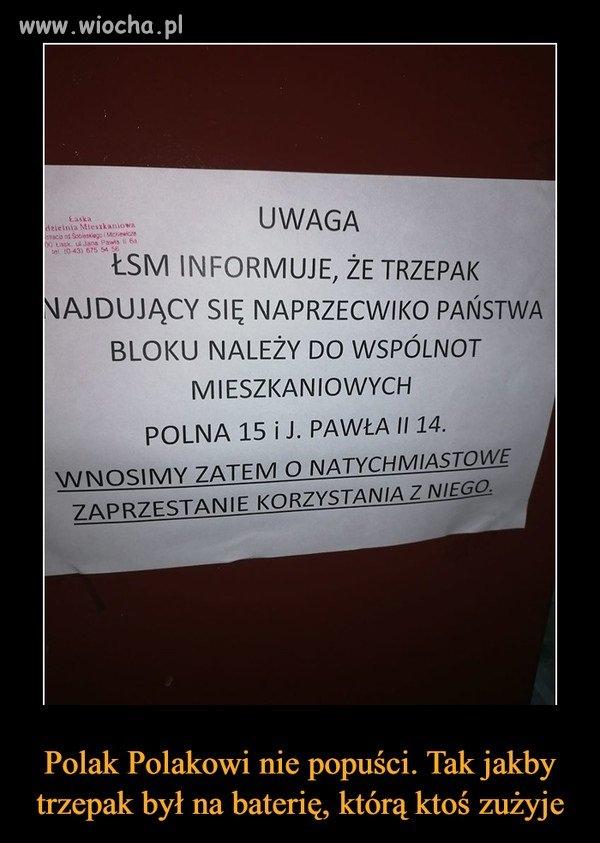 Jakie to polskie