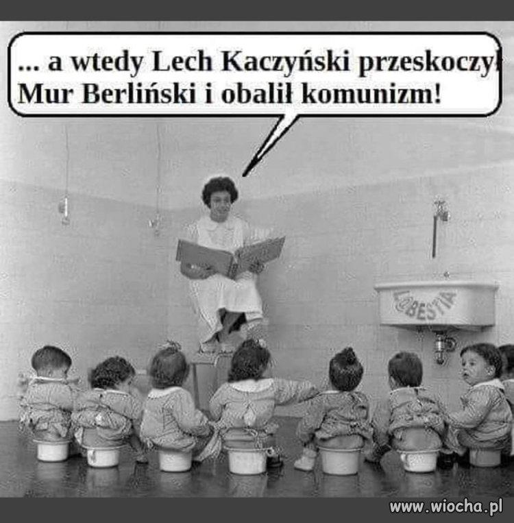 W przedszkolu