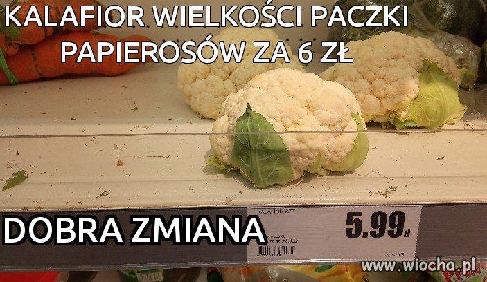 Warzywa-oszalaly