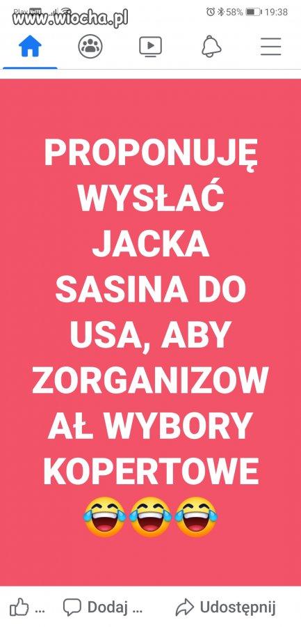 Wyslac