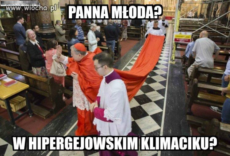 W Watykanie jak zwykle na bogato!