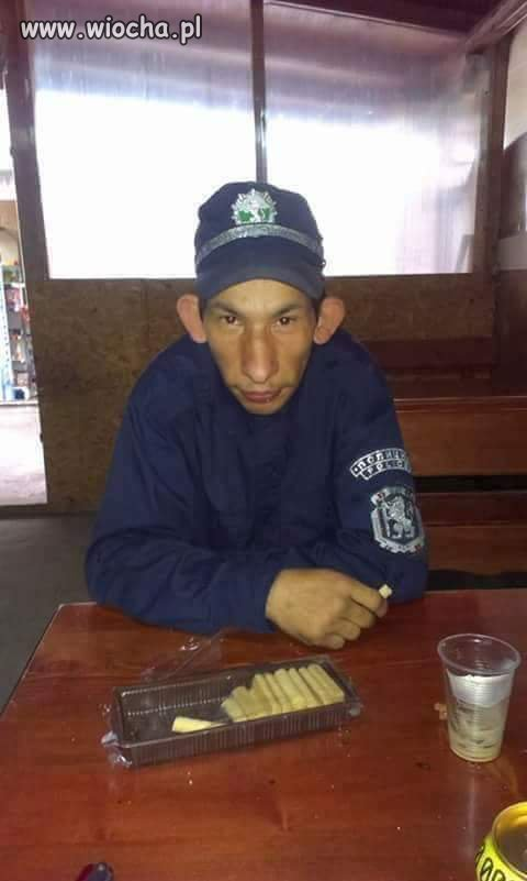 Bulgarski-policjant