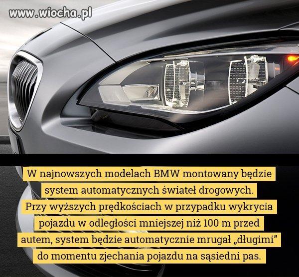 Nowy system w BMW