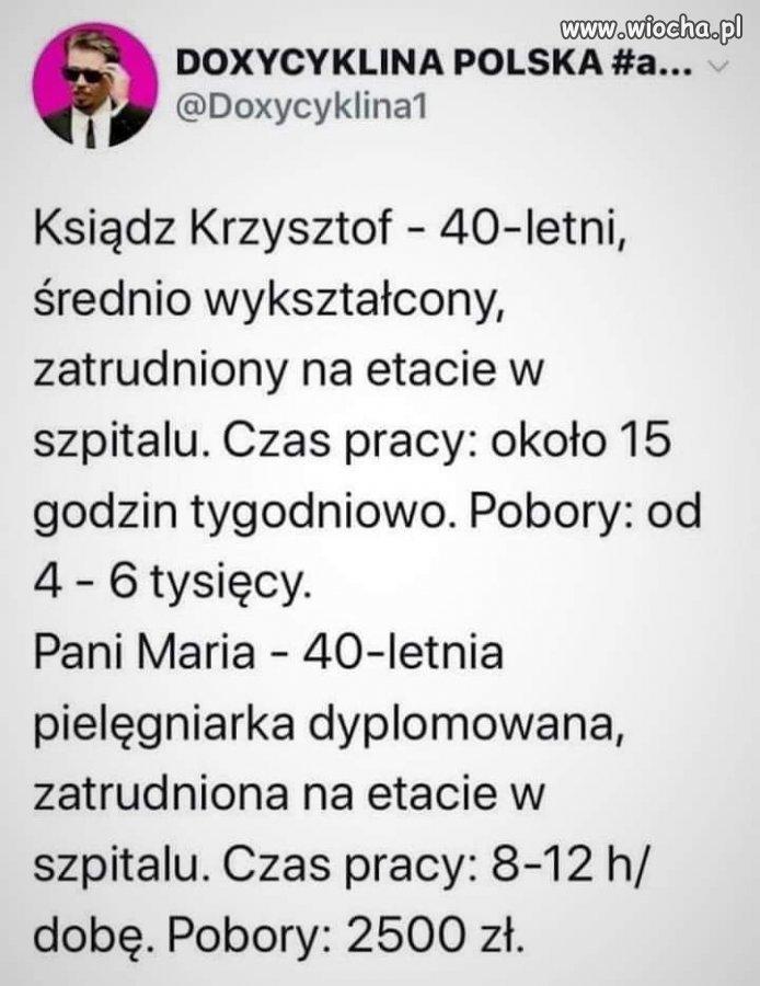 Jak w tej Polsce