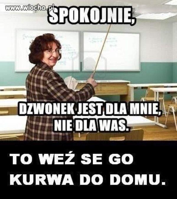 Gimnazjum...?
