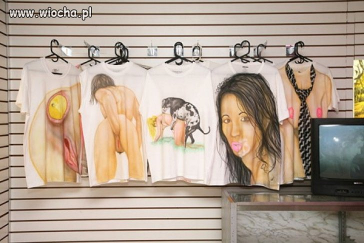 Zestaw koszulek