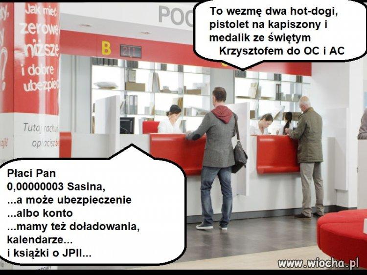 Poczta polska - mamy wszystko czego zapragniesz