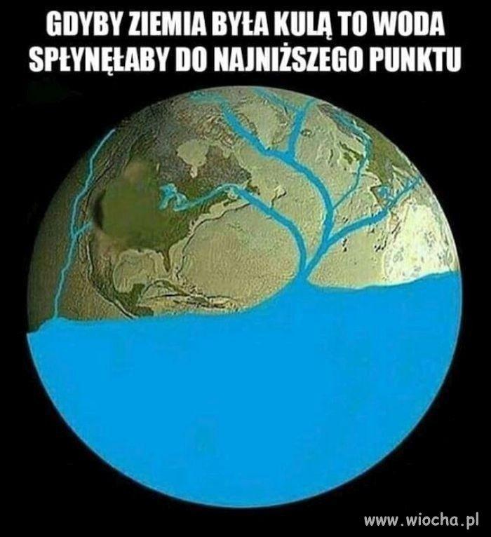 Ziemia-jest-plaska