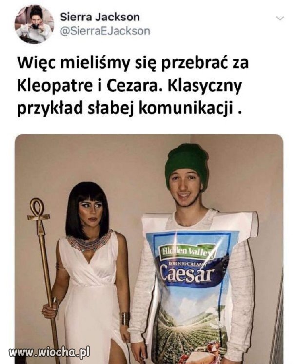 Kleopatra i Cezar