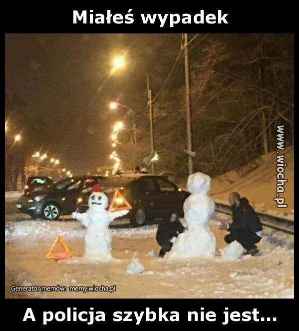 Miales-wypadek