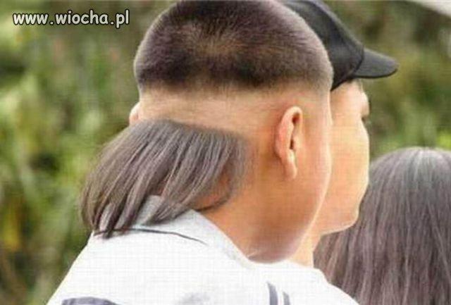 Zemsta fryzjera?