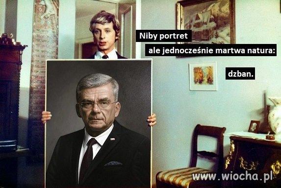 Niby portret