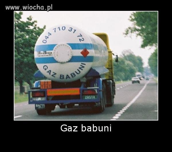 Gaz Babuni