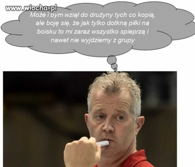 Dylematy trenera