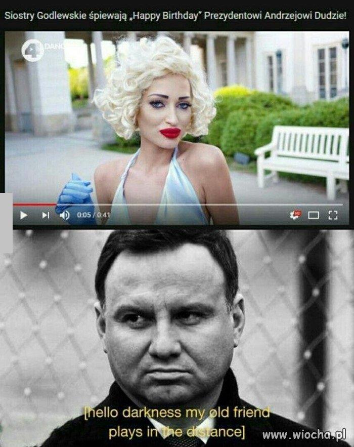 Jaki kraj takie Marilyn Monroe