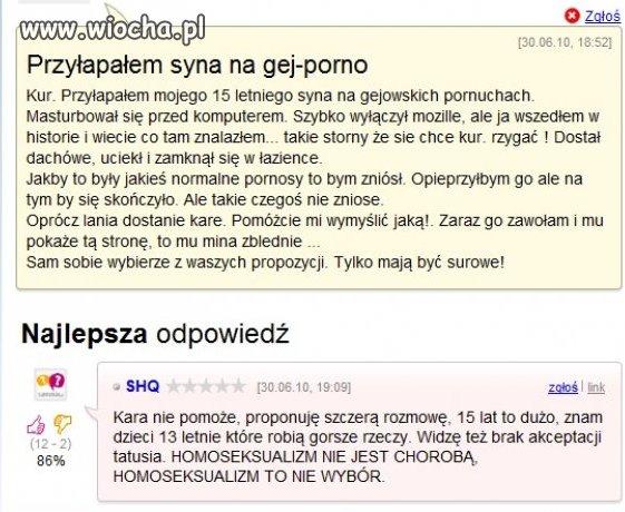 Przyłapałem syna na gej-porno. - wiocha.pl absurd 245532
