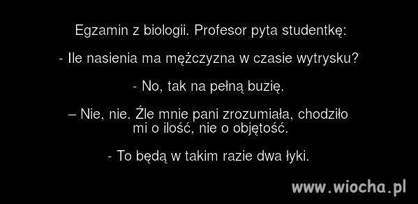 Taka sytuacja:)