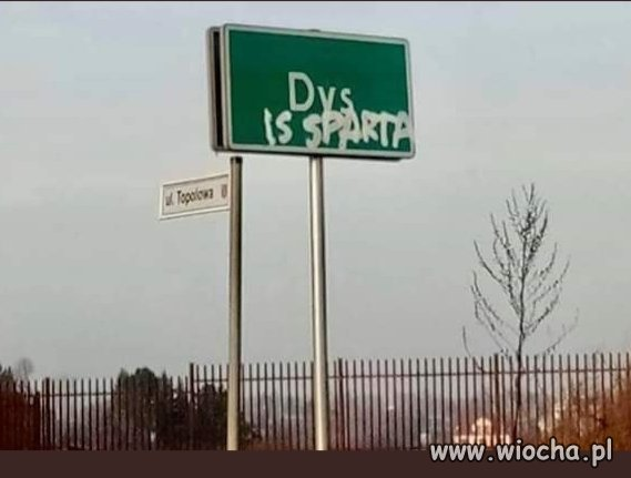 Dys is sparta !!!