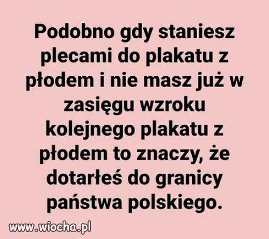Ordo Iuris i Godek wytycza granice Polski!