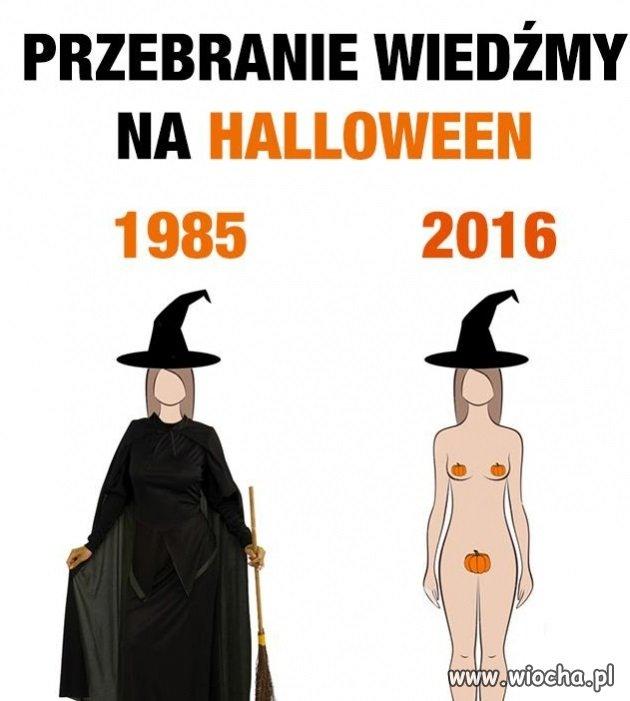 Przebranie-wiedzmy-na-Halloween