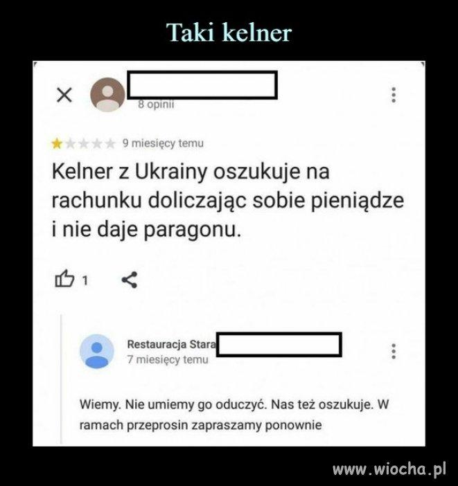 Ukrainski-kelner