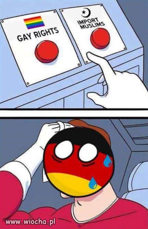 Niemiecki dylemat.
