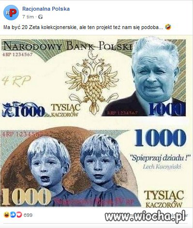 Kolekcjonerski banknot...