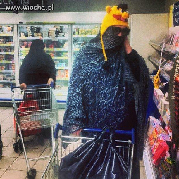 Hipster-burka