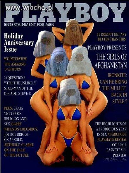 Playboy w wydaniu dla-