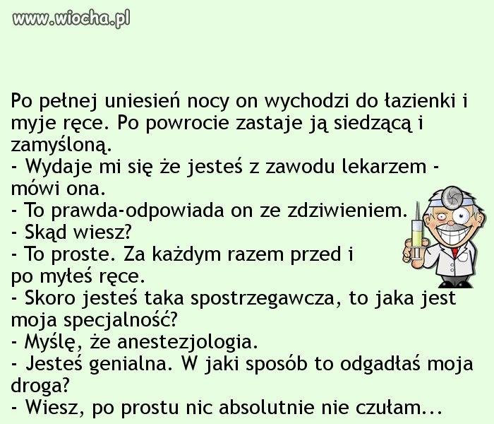 Anestezjolog