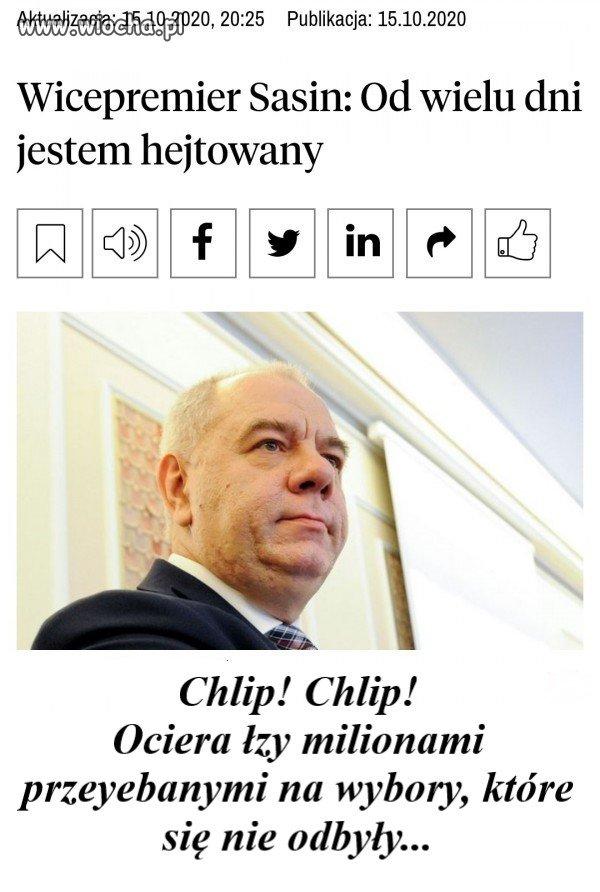 Chlip chlip...