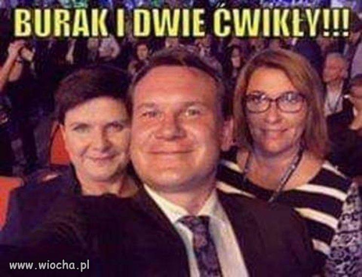 Pisowski stragan.