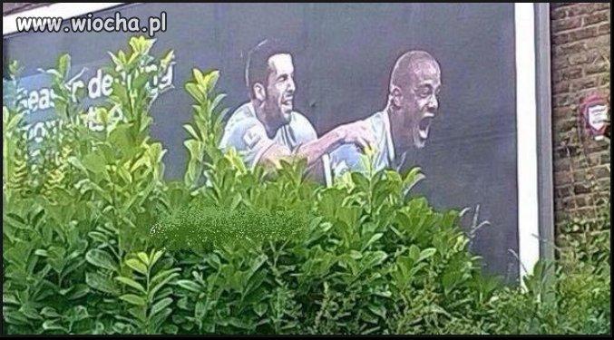 Billboard Manchesteru City