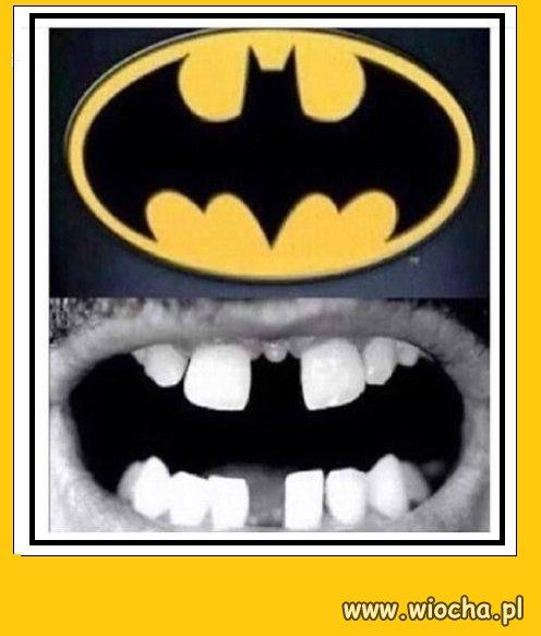 Usmiech-Batmana